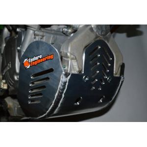 Skidplate Kawasaki  24-801