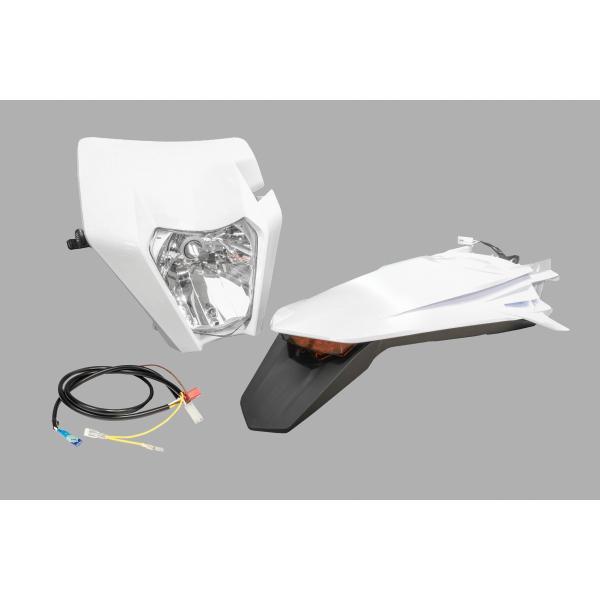 Off-Road Light Kit White KTM 30-1119