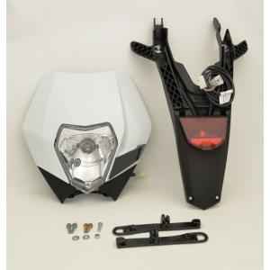 Offroad Headlight Kit White KTM  30-801WHT