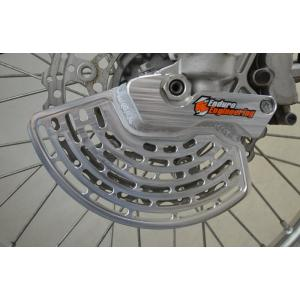 Front Brake Rotor Guard Yamaha  32-154