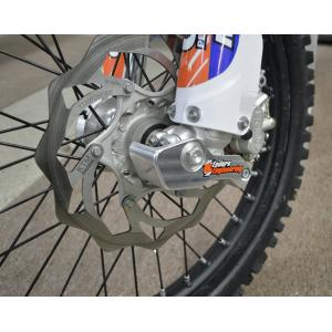 Lower Left Fork Leg Guard KTM/Husqvarna/Sherco, KTM  32-346