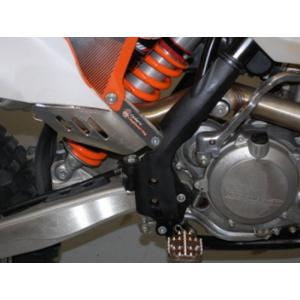 Silencer Heat Shield KTM  40-063