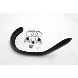 4-Stroke Carbon Fiber Heat Shield KTM/Husqvarna 350 40-1117