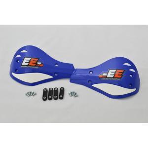 Blue Plastic outer mount Roost Deflectors 51-123