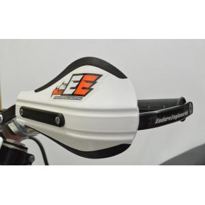 EVO2 White Plastic outer mount Roost Deflectors 51-220
