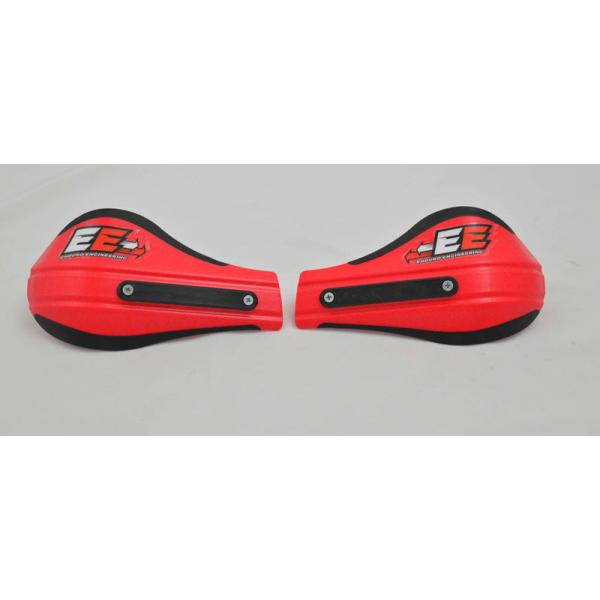 EVO2 Red Plastic outer mount Roost Deflectors 51-226