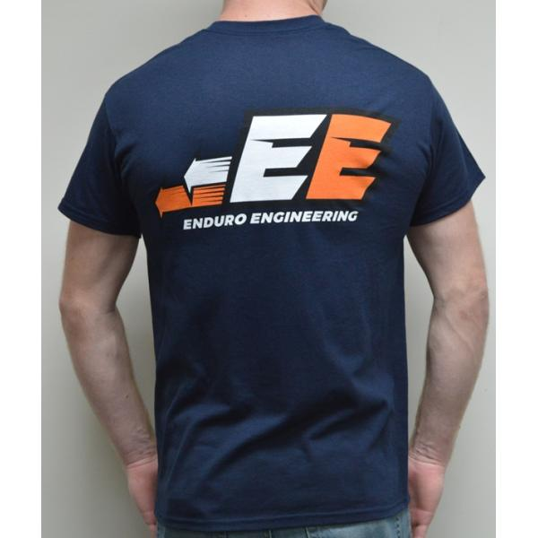 Blue T-Shirt BL-T-102 (XL)