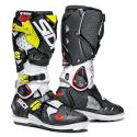 Sidi Crossfire 2SR White/ Black/ Flo Yellow