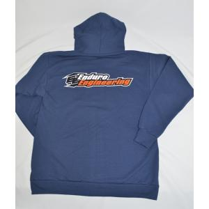 Stacked Logo Hoodie-103 (2XL)