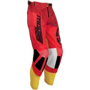 Moose PANT Red/Yellow M1 Size 28
