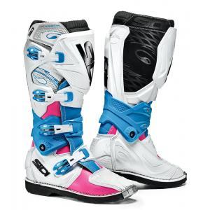 Sidi Ladies X-3LEI Boot Size 10.5/43 SID-X3L-PWLB-43