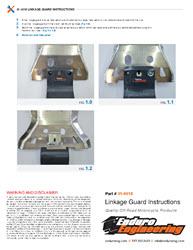 Skidplate Mounted Linkage Guard Beta 125/200 RR 31-4018